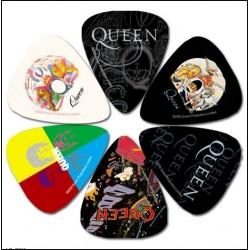 PERRIS LP-QN1 zestaw kostek gitarowych
