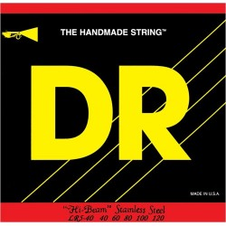 DR LR5-40 five-string bass...