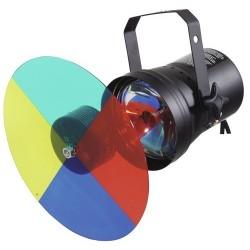 DISCOTECH filtr obrotowy - zmieniacz kolorów do reflektora PAR-36