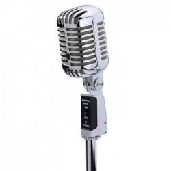 LD Systems D1010 mikrofon dynamiczny wokalny Retro Memphis Style