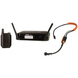 SHURE GLXD14E/SM31 cyfrowy system bezprzewodowy z mikrofonem naglownym SM31FH