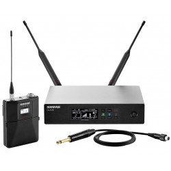 SHURE QLXD14E profesjonalny cyfrowy instrumentalny system bezprzewodowy