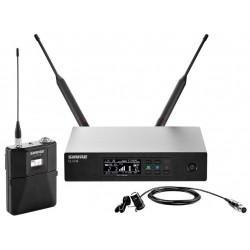 SHURE QLXD14E/83 profesjonalny cyfrowy system bezprzewodowy z mikrofonem do klapy