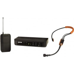 SHURE BLX14E/SM31 wireless...