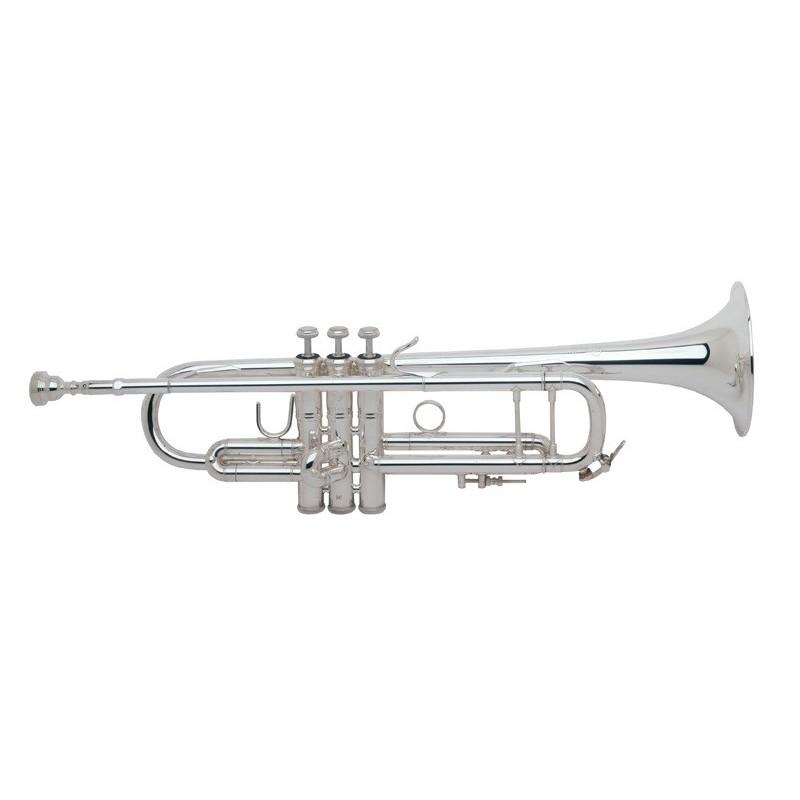 Vincent Bach Stradivarius 180S-37ML trąbka B posrebrzana