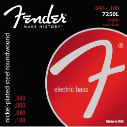 Fender 7250L bass strings