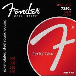 Fender 7250L bass strings