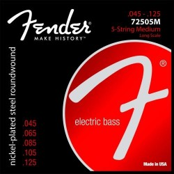 Fender 72505M 5 string bass...