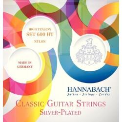 HANNABACH 600 HT struny do gitary klasycznej