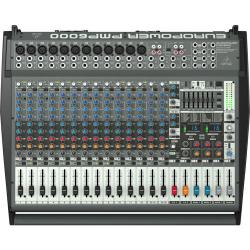 Behringer Europower PMP 6000 mikser mocy - powermikser 2 x 800W