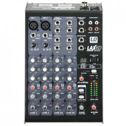 ld systems LAX6D analog...