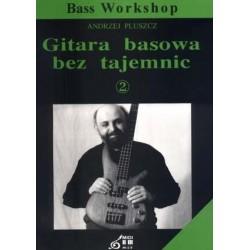 GITARA BASOWA BEZ TAJEMNIC 2 A.Pluszcz kurs z CD