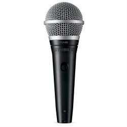 SHURE PGA 48 XLR mikrofon...