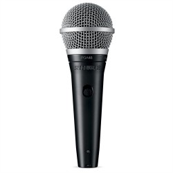 SHURE PGA48-XLR mikrofon...