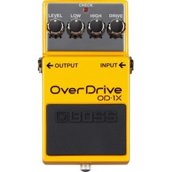 BOSS OD 1X OVERDRIVE guitar...