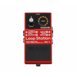 BOSS RC1 LOOP STATION efekt...