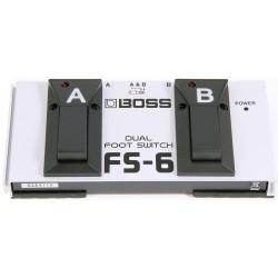 BOSS FS 6 pedał przełącznikowy podwójny