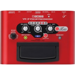 BOSS VE2 procesor wokalowy
