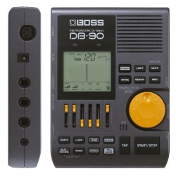 BOSS DB-90 metronome with...
