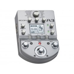 ZOOM A3 multiefet FX...