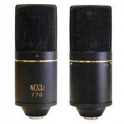 MXL 006 USB mikrofon pojemnościowy