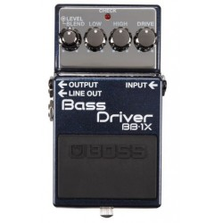 BOSS BB-1X BASS DRIVER bass...