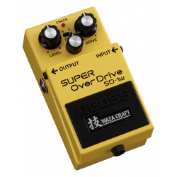 BOSS SD-1W OVER DRIVE...