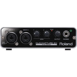 Roland UA 22 interfejs USB...
