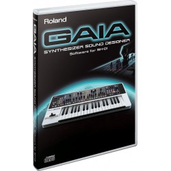 Roland GAIA SD SH-01 SYNTHESIZER SOUND DESIGNER