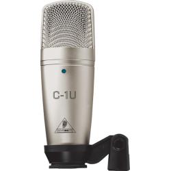 BEHRINGER C-1U mikrofon pojemnościowy studyjny USB