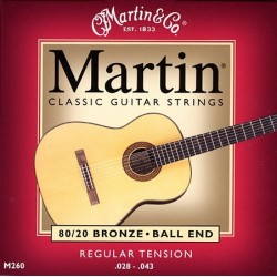 MARTIN M260 struny do...
