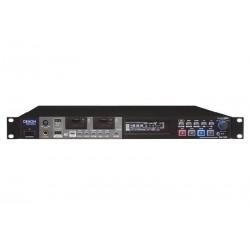 DENON PRO DN-700R profesjonalny cyfrowy sieciowy rejestrator audio na kartach SD USB