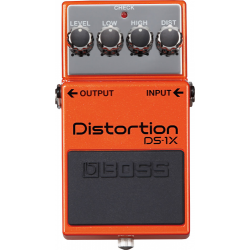 BOSS DS-1X DISTORTION...