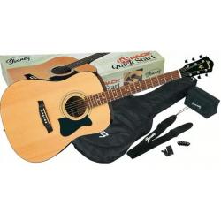 IBANEZ V 50NJP NT Acoustic...