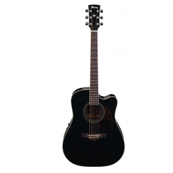 IBANEZ AW 70ECE BK gitara...