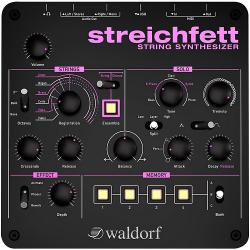 Waldorf Streichfett wirtualny syntezator analogowy