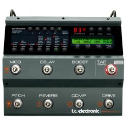 TC ELECTRONIC Nova System multiefekt podłogowy