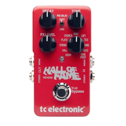 TC ELECTRONIC Hall of Fame...
