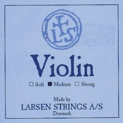LARSEN violin strings 4/4 E...