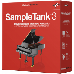 IK MULTIMEDIA SampleTank 3...