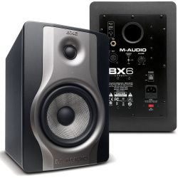 M-Audio BX6 CARBON monitory...