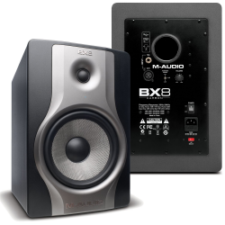 M-Audio BX8 CARBON monitory...