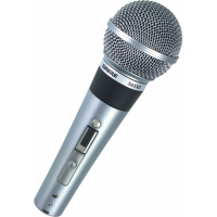 Wired vocal microphones