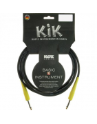 Instrumental cables including guitar cables
