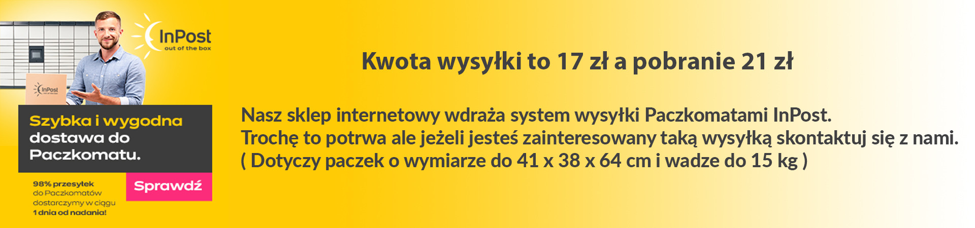 Paczki inPost